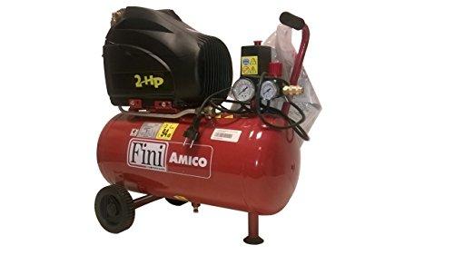 Compressore Fini AMICO 25 SF2500 25 litri monofase 1,5Kw
