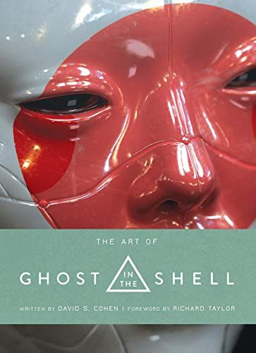 The Art of Ghost in the Shell Shell-tv