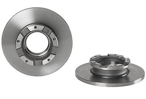 BREMBO 08.C241.20 Rotors de Disque de Frein, Set de 2