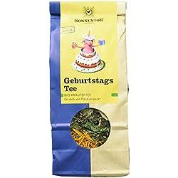 Sonnentor Geburtstagstee lose, 1er Pack (1 x 50 g) - Bio