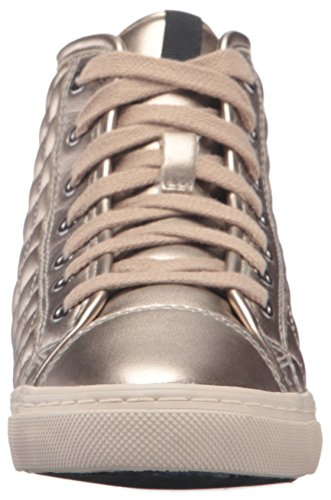 Geox D4258A Damen Sneakers Gold