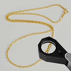 Bella Donna Damen-Halskette 375 Gelbgold 45 cm 53934504