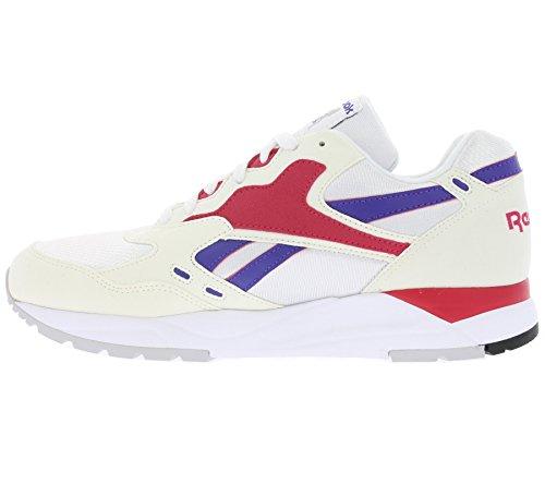 Reebok Classic Bolton Schuhe Herren Sneaker Turnschuhe Weiß M49231 Weiß
