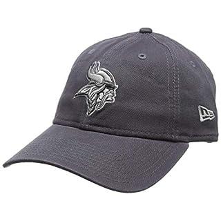New Era Preferrot Pick Damen Cap, DK Grey, Einheitsgröße