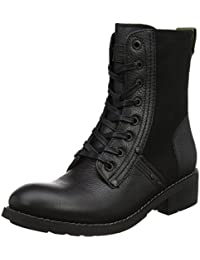G-STAR RAW Labour Boot, Botas Estilo Motero para Mujer