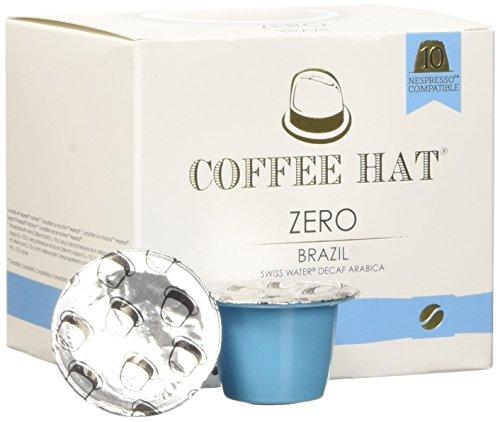 Zero Decaffeinato Caffe Brasile - 6 Confezioni da 10 x 53 g