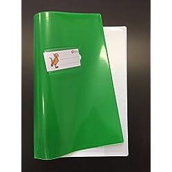 Colorosa Copertina Verde Chiaro Quaderno A4, Colore, 8004428718310