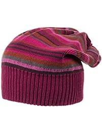 MaxiMo Mütze gestreift - Bonnet - Fille