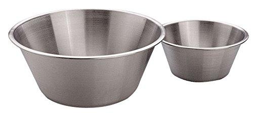 Cuisineonly-Bacinella MF Ø 18cm-ht 8.5cm-1.5L. cucina: utensili (bassines di casa-solco di gallina-Secchiello) - 1.5 Case