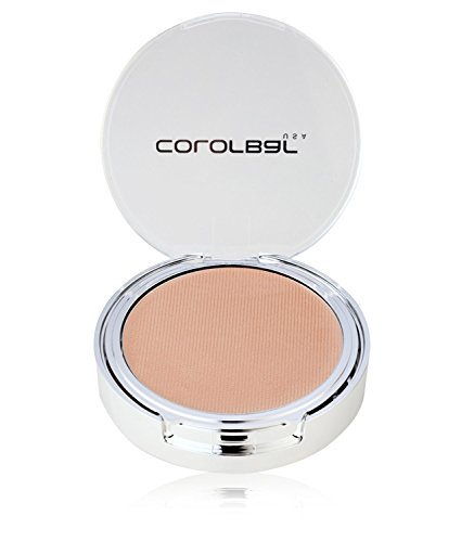 Colorbar Triple Effect Makeup Powder, Ivory, 9g