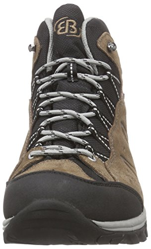 Bruetting - Mount Bona High, Scarpe da trekking da donna Marrone (BRAUN)