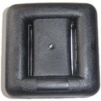 Polaris Blei ummantelt schwarz  2 kg Tauchen Blei & Bleigürtel 20902