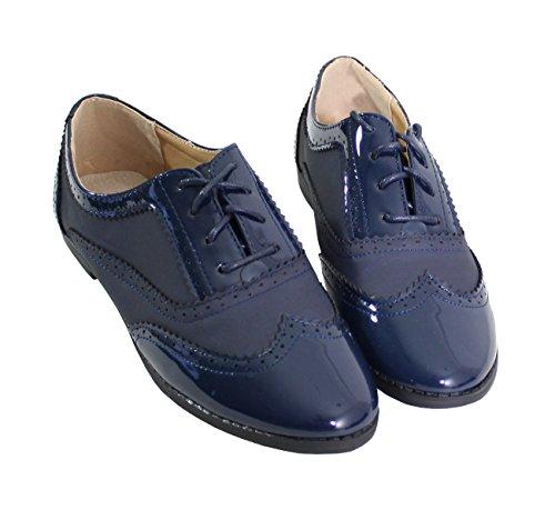 By Shoes - Scarpe stringate basse Donna Blu