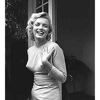 Photo Monroe Marilyn 002 A4 10x8 Poster Print
