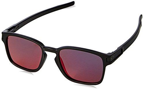 Oakley Sonnenbrille LATCH SQUARED - Schwarz (Matte Black) , Einheitsgröße