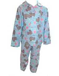 Me To You Tatty Teddy hiver Winceyette Pyjamas âge 3-10 ans disponibles