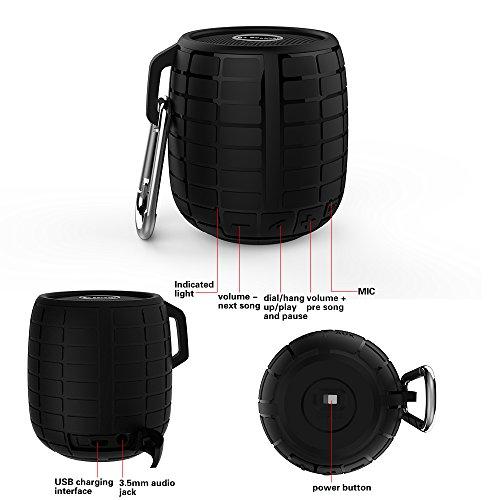 original-hublines-diseo-del-altavoz-de-bluetooth-al-aire-libre-premium-superficie-de-goma-negro-con-
