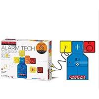 EP-Toy Juguetes científicos experimentales, Varios alarmas Rompecabezas para niños Manual físico Creativo Juego