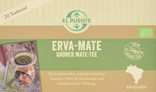 El Puente Bio ERVA-Mate, 4er Pack (4 x 36 g Packung)