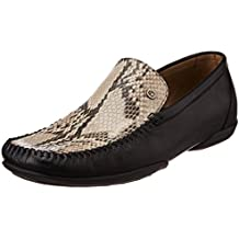 CG Shoe Men's Leather Loafers and Mocassins