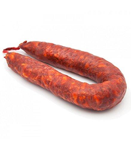 Preisvergleich Produktbild Chorizo picante - Scharfe,  spanische Paprikawurst 280 gr