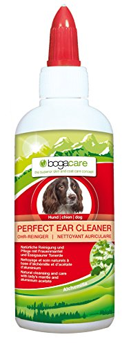 bogacare PERFECT EAR CLEANER Hund Test
