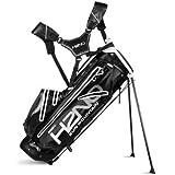 Die besten Sun Mountain Leichte Golftaschen - Sun Mountain H2NO ® Lite Stand Bag 2018schwarz/weiß Bewertungen