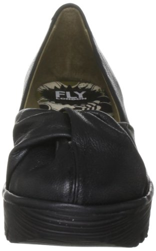 Fly London Yard, Escarpins femme Noir-TR-A4-242