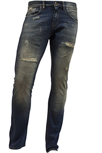 LTB Slim Jeans Joshua - Slim Cut - Estepa Wash Blau