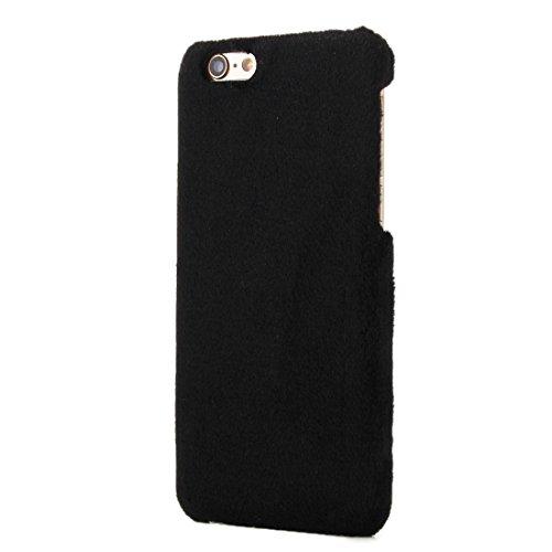 Phone case & Hülle Für IPhone 6 / 6s, stilvolle feste Farbe Wistiti harte rückseitige Abdeckungs-schützende rückseitige Fall ( SKU : S-IP6G-2117W ) S-IP6G-2117B