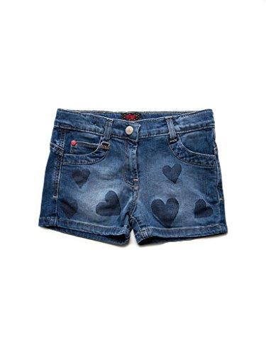 Carrera jeans - short per bambina, modello con stampa, tessuto elasticizzato it 146