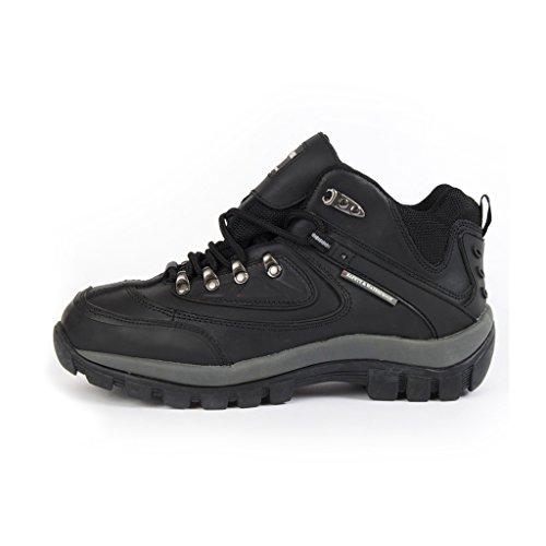 Warrior , Chaussures de sécurité pour homme Noir