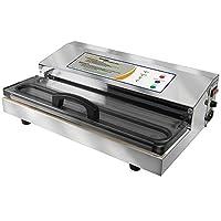 Hamilton Beach Weston Pro-2300 Stainless Steel Vacuum Sealer