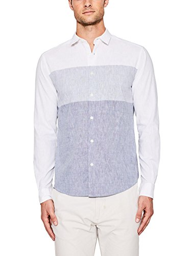ESPRIT Collection, Camicia Formale Uomo Bianco (White)