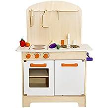 Glow2B Spielwaren 1000016 - Cucina in legno
