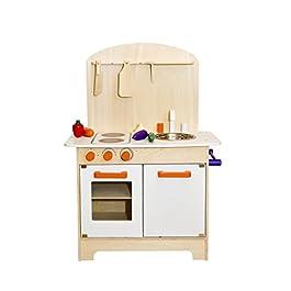 Glow2B Spielwaren 1000016 – Cucina in Legno