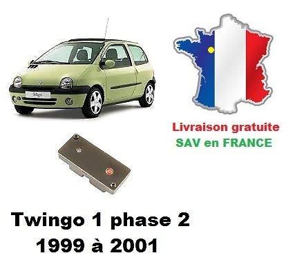 MJD Boitier de désactivation antidémarrage Renault Twingo 1 Phase 2