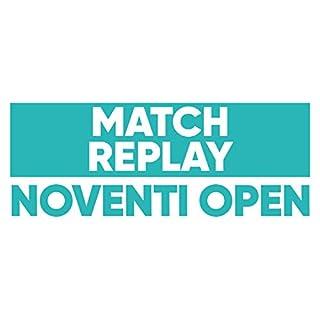 Replay: Roger Federer vs Jo-Wilfried Tsonga