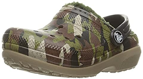 Crocs 203508, Girls Clogs, Multicolour, 3 UK (34-35 EU)