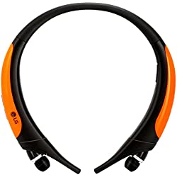 LG Tone Active - Auriculares in-ear, naranja
