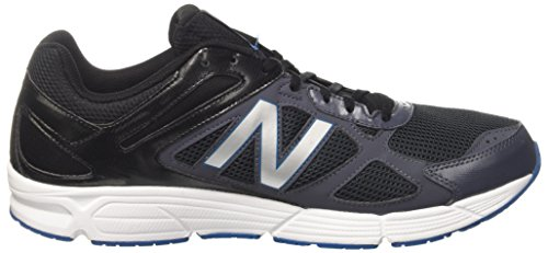 New Balance 460v1, Chaussures de Fitness Homme, Noir Gris (Grey)