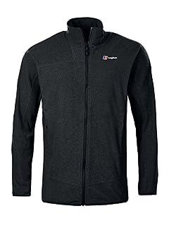 Berghaus Men's Spectrum Micro 2.0 Full Zip Outdoor Warm Fleece Jacket, Jet Black Marl, Medium (B078GCTL6T) | Amazon price tracker / tracking, Amazon price history charts, Amazon price watches, Amazon price drop alerts