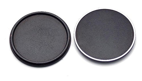 SHOPEE BRANDED Replacement Metal front Lens cap Cover 55mm for Nikon D5600, D3400 DSLR Camera with Nikon 18-55mm f/3.5-5.6G VR AF-P DX and Nikon 70-300mm f/4.5-6.3G ED  available at amazon for Rs.199