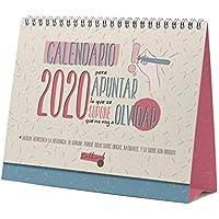 Finocam - Calendario de sobremesa Talkual 2020 español