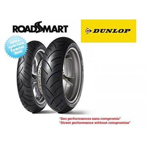 Pack de 2 pneus sport-touring dunlop roadsmart (120/70zr1... - Dunlop 5740020007