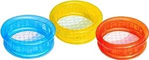 Bestway 90562 Piscine pour Bébé Plastique Multicolore 64 x 64 x 25 cm