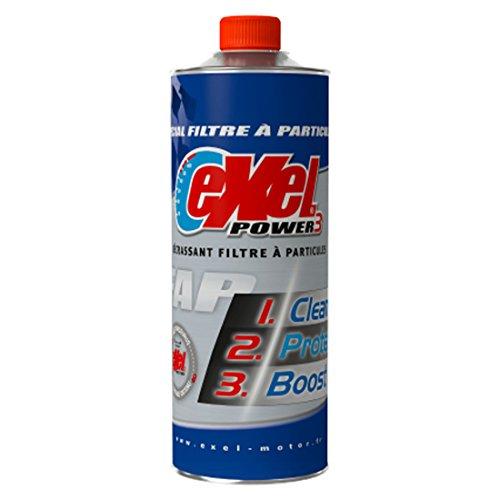 Tratamiento Exel Power3FAP 500ml limpiador préventif Filtro de partículas