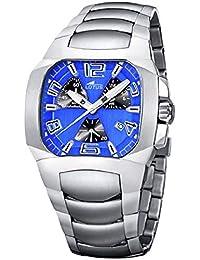 16006e64abc3 Lotus - Cuadrado  Relojes - Amazon.es