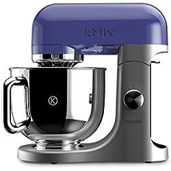Kenwood kmx50bl Robot pétrin kMix 5l 500w bleu roi