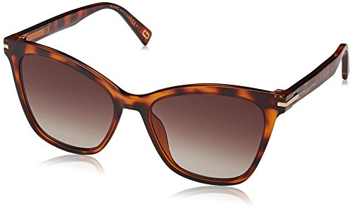 Marc Jacobs Damen Marc 223/S HA 581 54 Sonnenbrille, Havana Blck/Bw Brown,